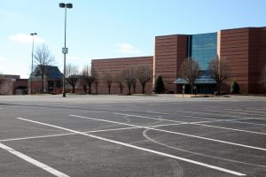 commercial asphalt maintenance -- XSealer Asphalt Maintenance