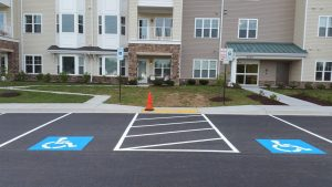pavement maintenance for apartments -- XSealer Asphalt Maintenance