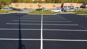 commercial asphalt repair -- xsealer asphalt maintenance
