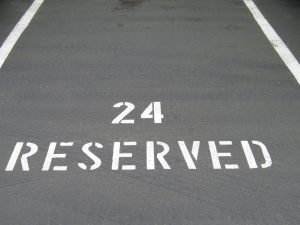 sealcoat parking lot -- XSealer Asphalt Maintenance