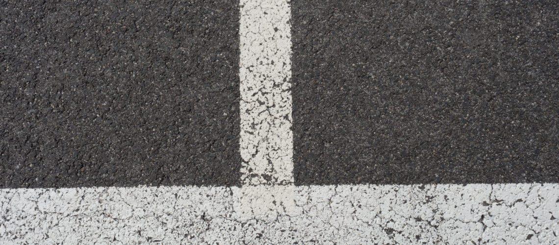 parking lot line striping -- XSealer Asphalt Maintenance