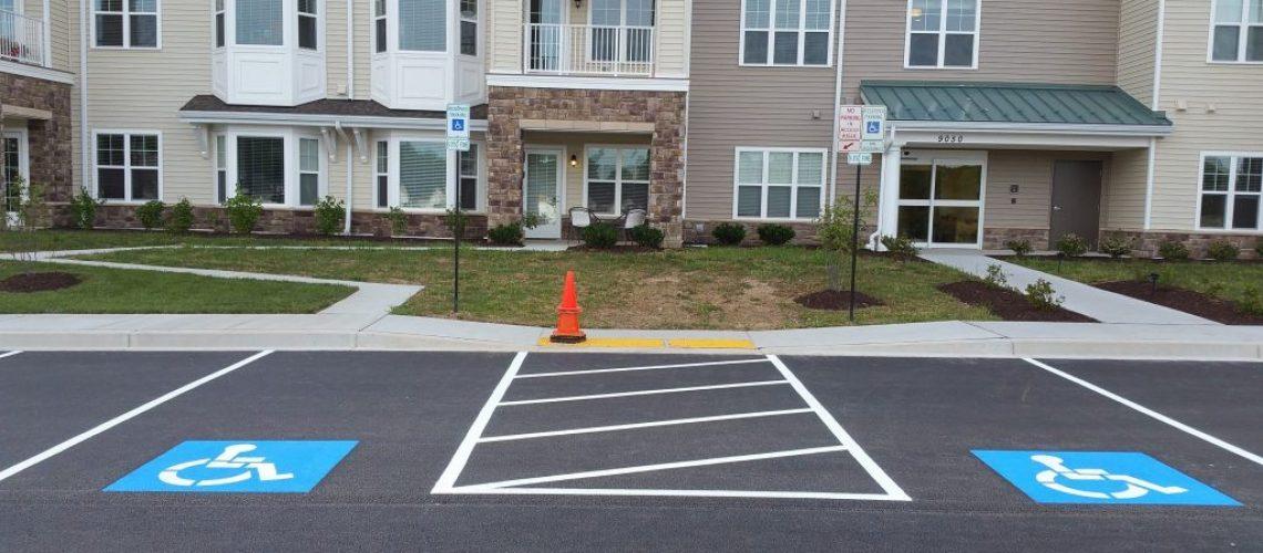 pavement maintenance for apartments -- XSealer Asphalt Maintenance