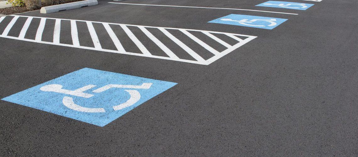 commercial parking lot painting -- XSealer Asphalt Maintenance