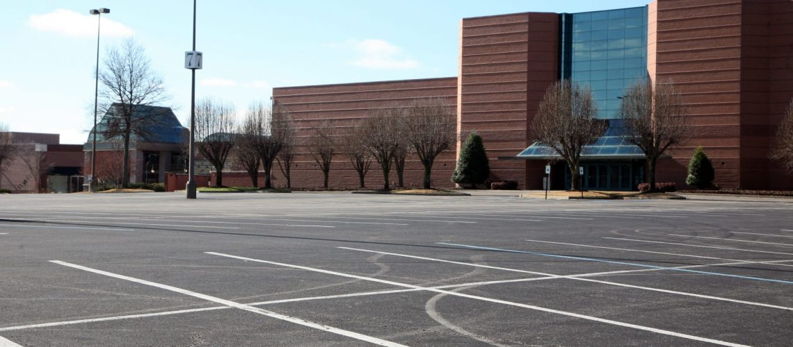 commercial asphalt maintenance -- XSealer Asphalt Maintenance