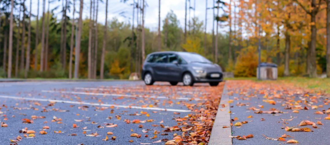 asphalt sealing in howard county