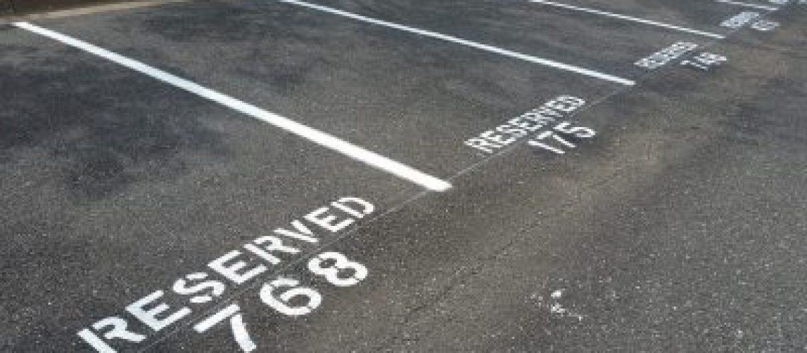 parking lot maintenance - XSealer Asphalt Maintenance