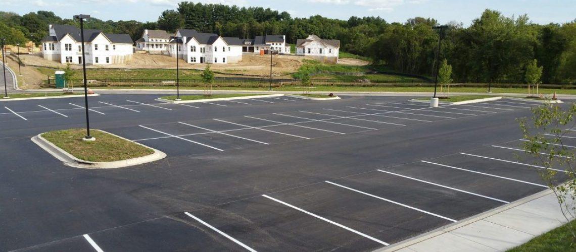 parking lot preventative maintenance -- XSealer Asphalt Maintenance